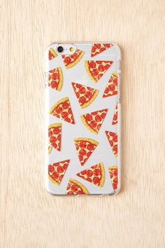 Pizza iPhone 6 Case - Urban Outfitters