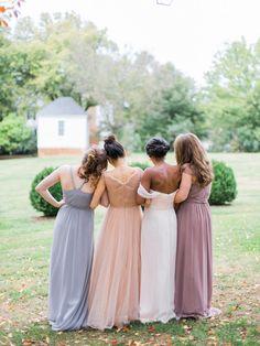 Mix and match bridesmaids Mismatched Bridesmaid Dresses 0a52241b711d