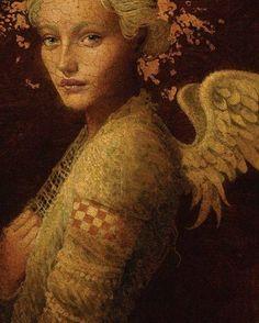 Angels:  #Angel, James Christensen.