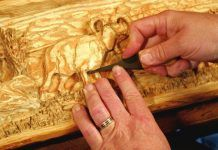 A Beginner's Guide To Wood Carvings