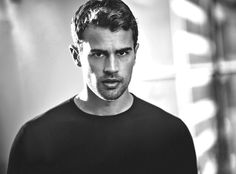 Under the world of Theo James