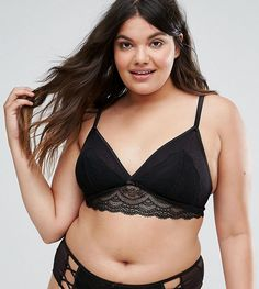 35dc019d7e330 Get this New Look Plus s non-wired bra now! Click for more details.