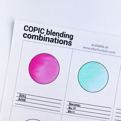 5 tips for getting started with Copic Markers from a fellow beginner