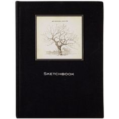 Artist's Loft Tree Sketchbook ❤ liked on Polyvore featuring home and home decor