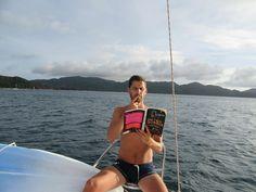 Bronwen Ferraz Your book and I had a fabulous time in the Seychelles! — with Herman de Lange. Seychelles, Dutch, Bikinis, Swimwear, It Cast, Book, Bathing Suits, Swimsuits, Dutch Language