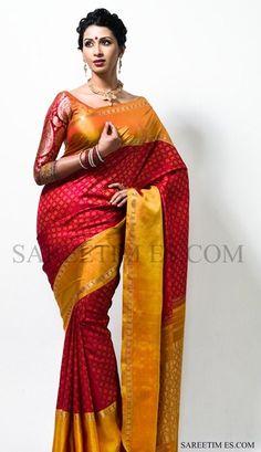 nalli's silk saree collection
