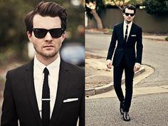 Macho Moda - Blog de Moda Masculina: Terno Slim Fit, Dicas para vestir!