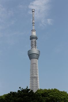 Tokyo Sky Tree - tallest tower in the world 2