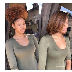 Pressed Natural Hair, Au Natural, Natural Life, Hairstyle Ideas, Hair Ideas, Grease Hairstyles, Silk Press, Natural Hair Inspiration, African American Hairstyles