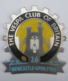 Newcastle-Upon-Tyne Branch 26 | The Vespa Club of Britain Forum