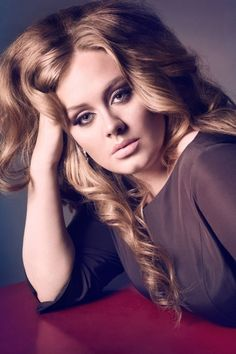 Adele great hair makeup