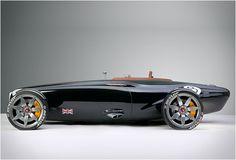 kentson:    Industry design (The Bentley Barnado Roadster)