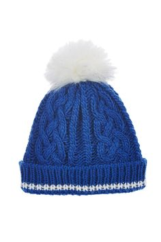 dae2bd103d7 Sno Cable Knit Beanie Knit Beanie Hat