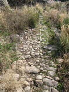 Calzada romana, Valencia de Alcantara