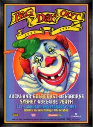 Big Day Out 1997, Gold Coast Parklands.