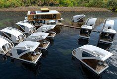 Salt & Water Floating Hotel - Catamaran Hotel - Thrillist