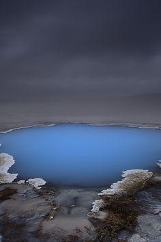 anotic:  Hveravellir, Iceland