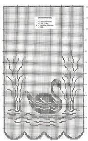 Résultats de recherche d'images pour «desenhos crochê filé»