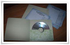конверты для дисков : фотографии Хобби