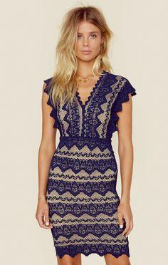 ANTOINETTE DRESS | @ShopPlanetBlue