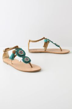 Adorable shoes from Anthropologie.