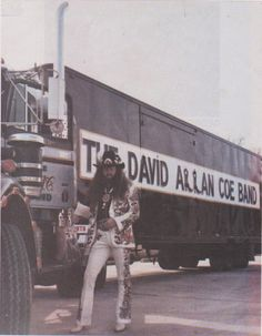 Speedboys: the david allan coe band