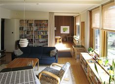Would LOVE this for a home ed room... http://www.galinsky.com/buildings/aaltohouse/index.html