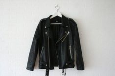 Imagem de black, fashion, and jacket