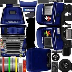 Bus Games, Truck Simulator, Truck Mods, Heavy Truck, Car Wrap, Paper Models, Slot Cars, Paper Toys, Bugatti