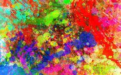 Paint Splatter  wallpaper   1920x1200   #57652