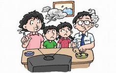 attenzione al fumo passivo #sdmsrl #salute #bambini