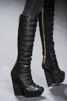 Gareth Pugh. Everything he does makes me giddy