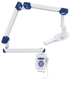New design of wall mounted dental x-ray machine