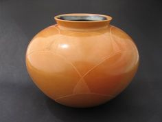 Contemporary South African Sagger Fired Vessel