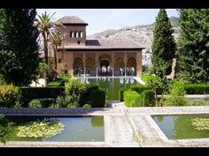 Precioso video que muestra la importancia del agua para los musulmanes; el poder simbólico que tiene, pureza y sabiduría.  Describen al Al Andalus como un paraíso.