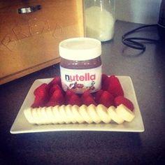 Yumm Nutella