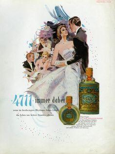 publicité de 1954; I wore this in the 70's