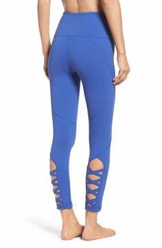 Yoga Leggings Tie-Dye Leggings SM Workout Clothing Boho Leggings Women/'s Small