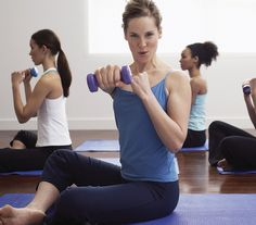 Womens Health and Fitness Workouts