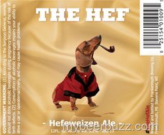 mybeerbuzz.com - Bringing Good Beers & Good People Together...: Frankenmuth Brewing - The Hef Hefeweizen Ale