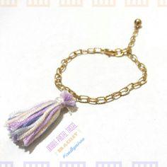 Handmade diy jewelry accessories chain necklace bracelet jewellery real photo, IG : @cmdbymirna, Indonesia