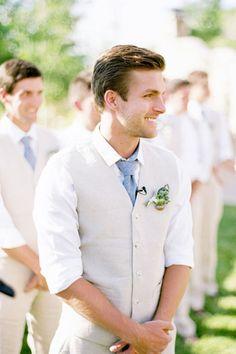 Жаркое лето: 95 стильных идей для жениха, жених - The-wedding.ru
