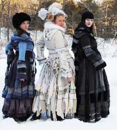 Sweater Coats from katwise! Absolutely Fabulous!