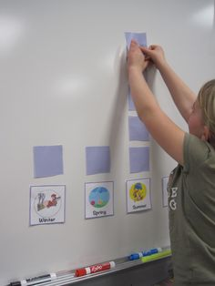 Freebie: Our Favorite Season Classroom Graph, Data Collection and Analysis