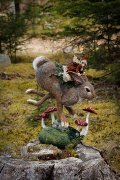 Faerie & Hare by Lavender & Lark