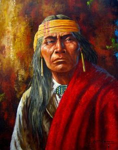 Image result for COCHISE (1812-1874)