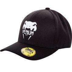 Venum Fitted Logo Hat- Black