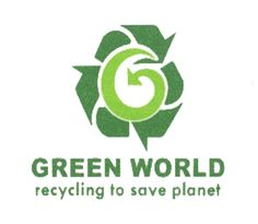 Green World recycling to save planet