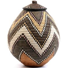 african baskets for the bathroom