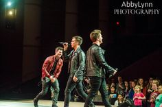 Alan, Joey, and Caleb at their Anthem Lights concert in Grand Rapids, MI on Mar 22, 2015 (Photo Credit: Abby Lynn Haske).
